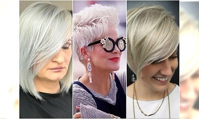 Modne fryzury dla dojrzałych kobiet. 30 świetnych pomysłów na wiosenną odmianę
