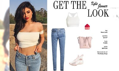 Get the look – Kylie Jenner. Zainspiruj się mamą małej Stormi!