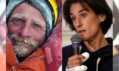 """Konferencja prasowa z Elisabeth Revol: """"Tomek powiedział: nie ma sprawy, ja czekam, a ty schodzisz"""""""