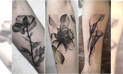 """Modne tatuaże x-ray. Przejrzyjcie nowe pomysły na """"rentgenowskie"""" wzory!"""