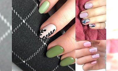 Delikatne zdobienia manicure - idealne dla kobiet kochających minimalizm!