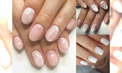 Manicure dla panny młodej – oryginalne stylizacje paznokci na sezon ślubny 2018/2019