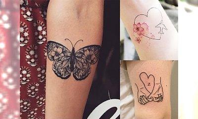 Tatuaże niewielkich rozmiarów - śliczne wzory, od których ciężko oderwać wzrok