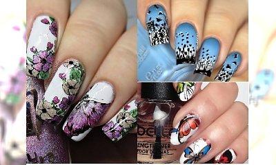 """Wiosenny manicure 2020: nadchodzą motyle! Zobacz najpiękniejsze propozycje na """"butterfly nails"""""""