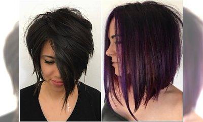 Włosy do ucha i dłuższe? Te fryzury będą idealne! 25 najlepszych propozycji prosto z salonu
