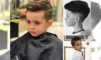 Nowoczesne fryzury dla małych chłopców – genialne!