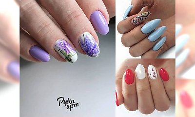 Oryginalne zdobienia manicure - 20 pomysłów z Instagrama!