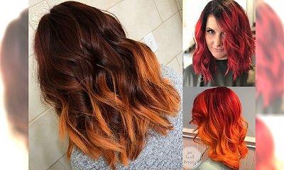 Najpiękniejsze rudości i czerwienie na lato - postaw na oryginalną koloryzację włosów!