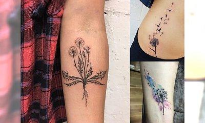 Tatuaż z dmuchawcem – najnowsze pomysły z wzorem, który robi furorę