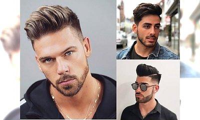 Fryzury męskie 2018 - przeglądamy najświeższe trendy