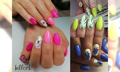 Barwny manicure na majówkę! 20 najpiękniejszych pomysłów dla dziewczyn