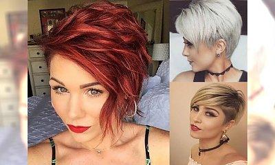 Krótkie fryzury na wiosnę - najpiękniejsze cięcia, które mają moc!