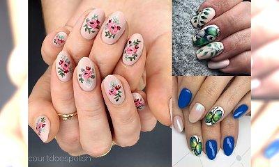 Dziewczęcy manicure na wiosnę - przeglądamy najświeższe trendy!