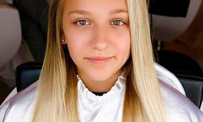 14-letnia córka Marty i Michała Wiśniewskich nie jest już blondynką! Fabienne przeszła KOLEJNĄ METAMORFOZĘ