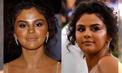 Met Gala 2018: Samoopalacz, czy zły makijaż? Co się stało z Seleną Gomez?