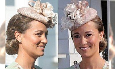 Ciężarna Pippa Middleton na ślubie Meghan i Harry'ego. Widać brzuszek?