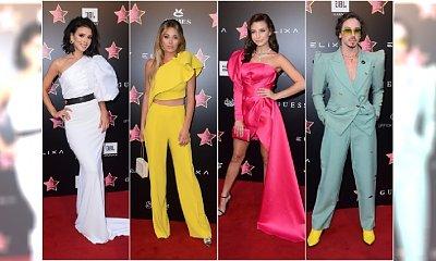 Gala Plejady: gwiazdy postawiły na kolor! Żółta ZAWADZKA, różowa WIENIAWA, miętowy MICHAŁ SZPAK
