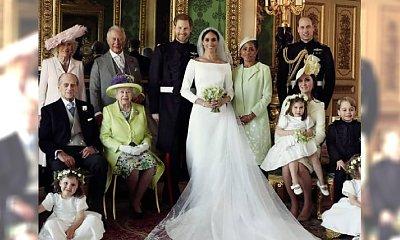 Oficjalne zdjęcia ze ślubu Meghan Markle i księcia Harry'ego zachwyciły internautów. Ale czy dostrzegliście TO?