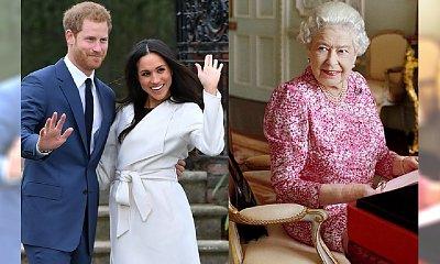TYLKO U NAS! Z pokoju królowej wyciekło NIEPUBLIKOWANE zdjęcie Meghan i Harry'ego