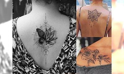 Ultrakobiece tatuaże 2018 – unikalne wzory, które nigdy się nam nie znudzą!