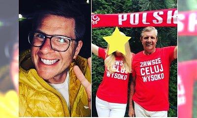 """Filip Chajzer pokazał swoją mamę. Fani W SZOKU! """"Wow, JAKA LASKA!"""""""
