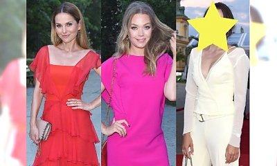 Gwiazdy w pięknych zwiewnych sukienkach na lato na imprezie Rafaello. Tylko jedna się wyłamała!