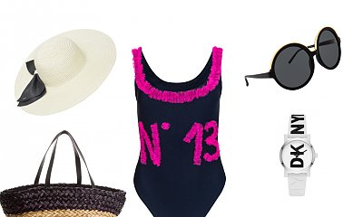 Moda na walizkach - stylizacje na lipcowe dni
