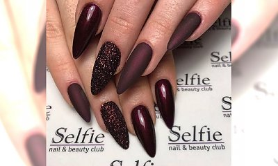 Manicure w kolorze czerwonego wina - klasyka, którą kochamy