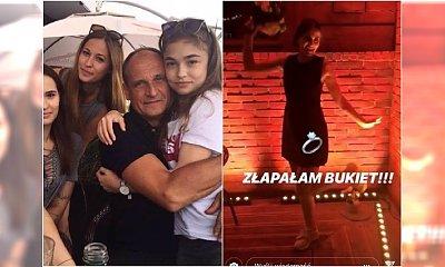 Córka Pawła Kukiza wyszła za mąż! Wzruszony ojciec prowadził ją do ołtarza