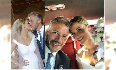 Joanna Krupa pokazała wideo ze ślubu! Dopiero teraz widać jej suknię ślubną W CAŁEJ OKAZAŁOŚCI!