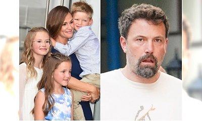 Aktor ZOSTAWIŁ żonę z trójką dzieci, teraz ona kwitnie, a on jest na DNIE!