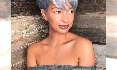 Nowy, modny blond: BLUE SILVER. Ten kolor włosów podbija Instagram!