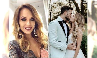 Suknia ślubna Kamili Nicpoń to prawdziwe CUDO. Na weselu bawiła się w drugiej, chyba jeszcze ciekawszej kreacji!