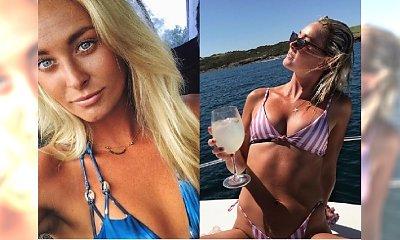 Awantura na Instagramie modelki, którą znaleziono MARTWĄ w Grecji! Internauci są BEZLITOŚNI. A może mają rację?