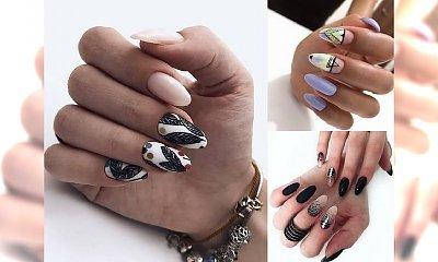 Top 20 propozycji na śliczny manicure - najpiękniejsze stylizacje z sieci