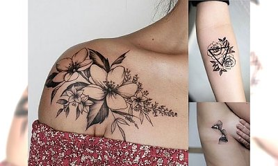 Top 30 wzorów na tatuaż dla wymagających kobiet! Przegląd gorących trendów, które Cię zauroczą