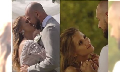 Agnieszka Kaczorowska pokazała film ze ślubu oraz WESELA! Fani: Najpiękniejszy teledysk ślubny, jaki widziałam