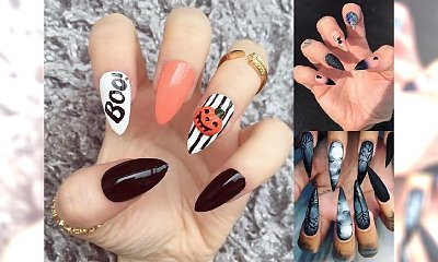 Manicure na Halloween 2018 - galeria pomysłowych stylizacji
