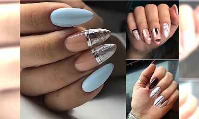 18 pomysłów na modny i stylowy manicure! [GALERIA]