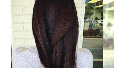 Modne kolory włosów: CHOCOLATE BALAYAGE. Boski efekt dla brunetek!
