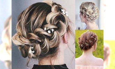 Warkocz a'la korona - galeria prześlicznych fryzur dla prawdziwych kobiet