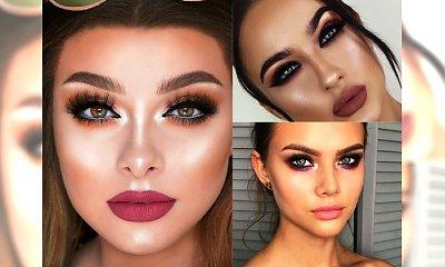 Najpiękniejsze makijaże na jesień: smoky, cut crease i z kreską. Który wariant wybieracie?