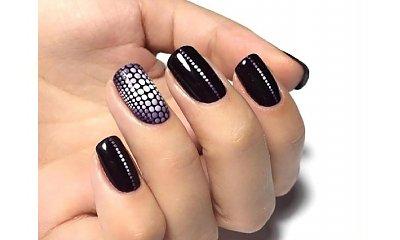 Hot trend w manicure: PAINT POINT NAILS. Bajeczne wzorki z kropek są hitem na Instagramie!