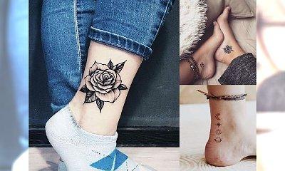 Tatuaż w okolicy kostki - oryginalne i piękne wzory, które Cię urzekną