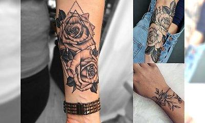Tatuaż na rękę - galeria oryginalnych i kobiecych wzorów