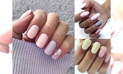 Pastelowy manicure - galeria ślicznych i dziewczęcych zdobień