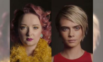 Poruszająca kampania popularnej brytyjskiej marki kosmetycznej. Red Lipstick Monster u boku Cary Delevingne i Rity Ory