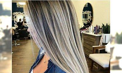 Platynowy foilyage - gorący trend w koloryzacji włosów