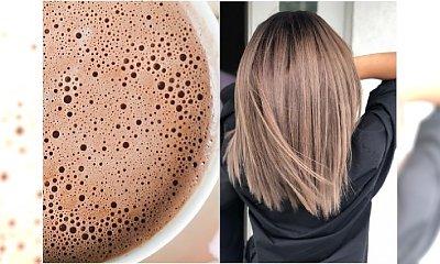 Nowy modny kolor włosów: ZIMNE KAKAO. Idealna propozycja dla blondynek i szatynek