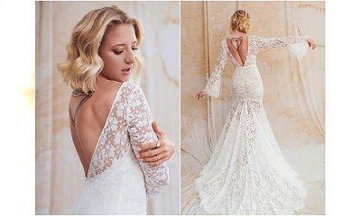 Lara Gessler zaprojektowała suknie ślubne! Zobaczcie kolekcję Lara & Lace Boho Bride
